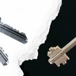 Sai distinguere una serratura a doppia mappa da una con cilindro europeo?