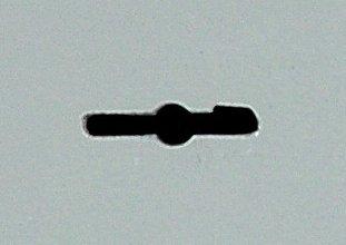 Il grimaldello bulgaro è efficace solo sulle serrature a doppia mappa.