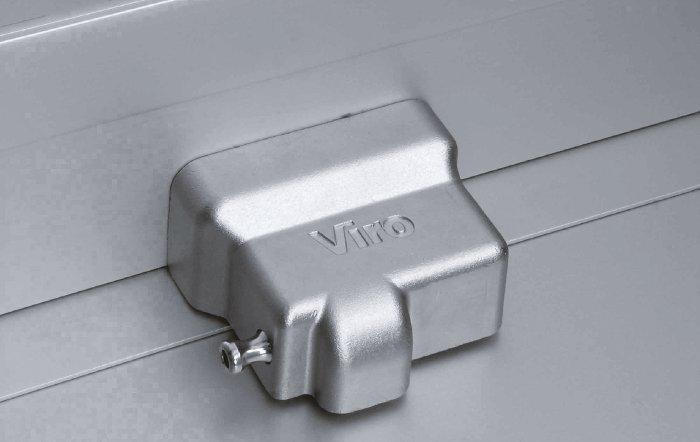 Le serrature per serranda club viro - Proteggere basculante garage ...