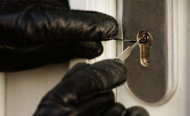 Le aperture con destrezza sono utilizzate dai ladri solo nel 5% dei casi.
