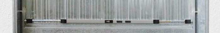 Le serrature per serranda club viro for Spranga universale viro