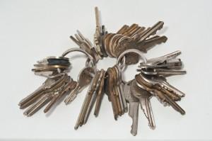 Se la nostra casa ha diversi accessi il numero di chiavi lievita velocemente.