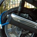 Pro e contro dei cavi intrecciati corazzati, usati per legare bici e scooter