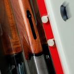 Questo è l'armadio di sicurezza porta fucili che fa dormire sonni tranquilli ai cacciatori