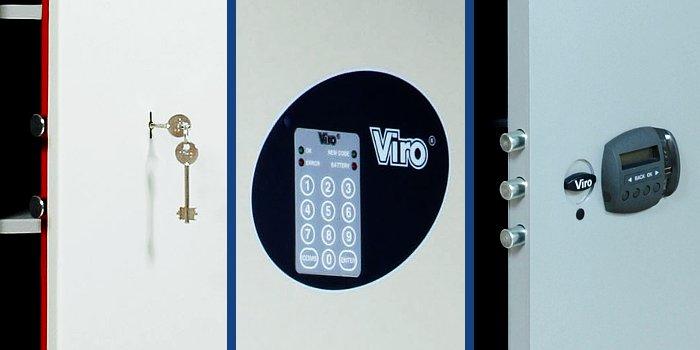 Le serrature degli armadi di sicurezza
