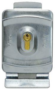 Serratura Elettrica Viro V9083 con cilindro europeo