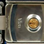Per un portone o un cancello pesante questa è la serratura elettrica giusta