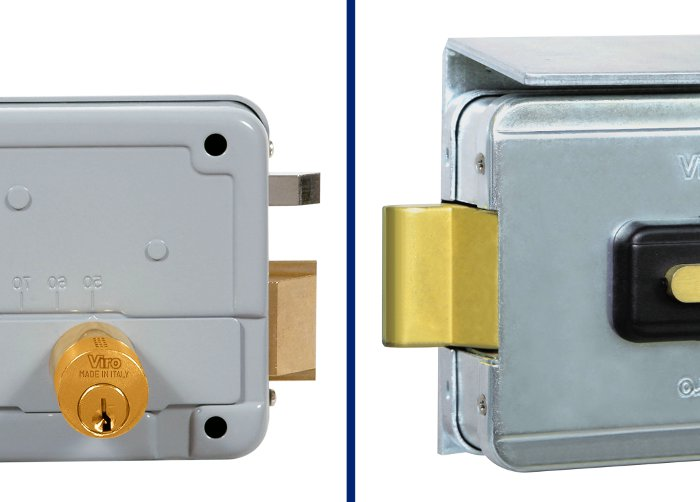 Per un portone o un cancello pesante questa è la serratura elettrica giusta  Club Viro
