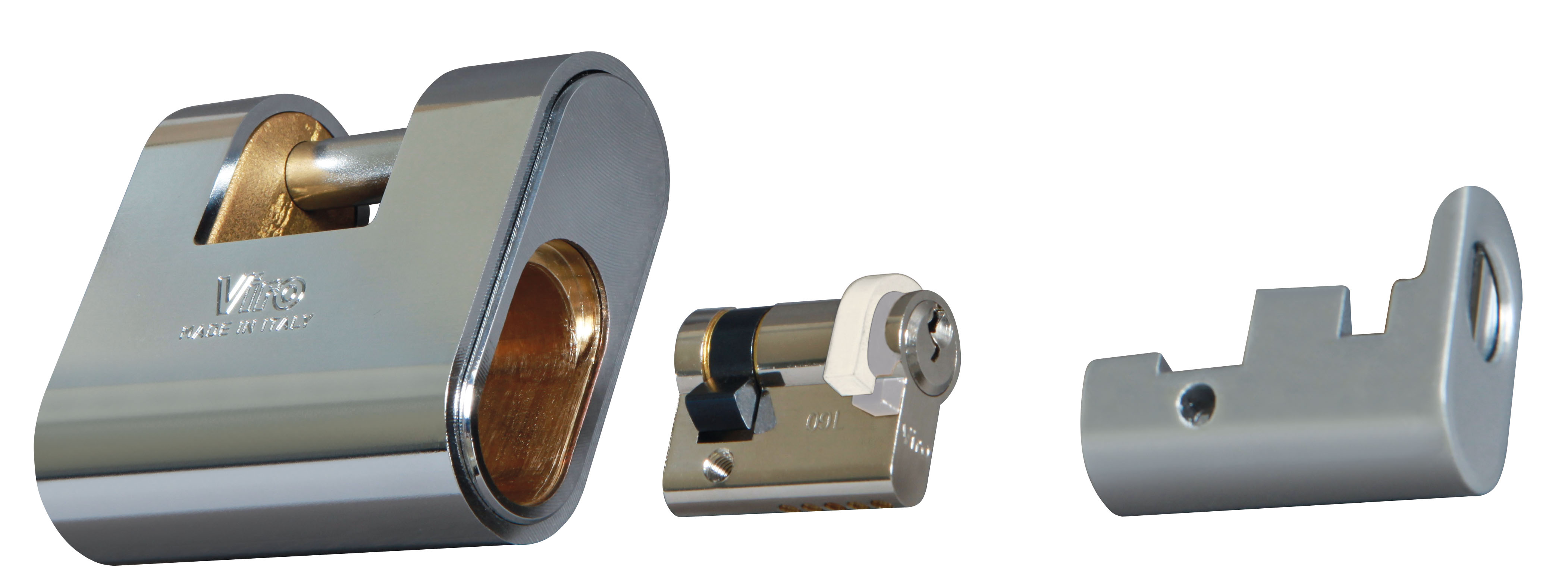 Si pu migliorare uno dei migliori lucchetti in for Estrarre chiave rotta da cilindro