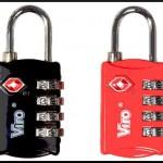 Viaggiare in sicurezza: il lucchetto TSA