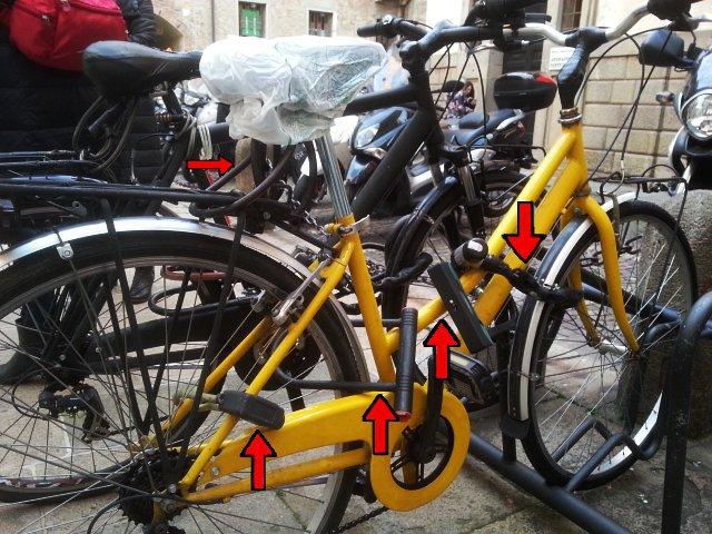 Sicurezza in pillole chi pu salvi la bici club viro for Club sicurezza viro