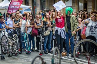 Foto: Flickr// Davide Mosezon, Asta della bici.
