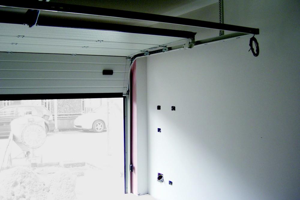 Porte Garage Motorizzate Pi 249 Sicure Con La Serratura