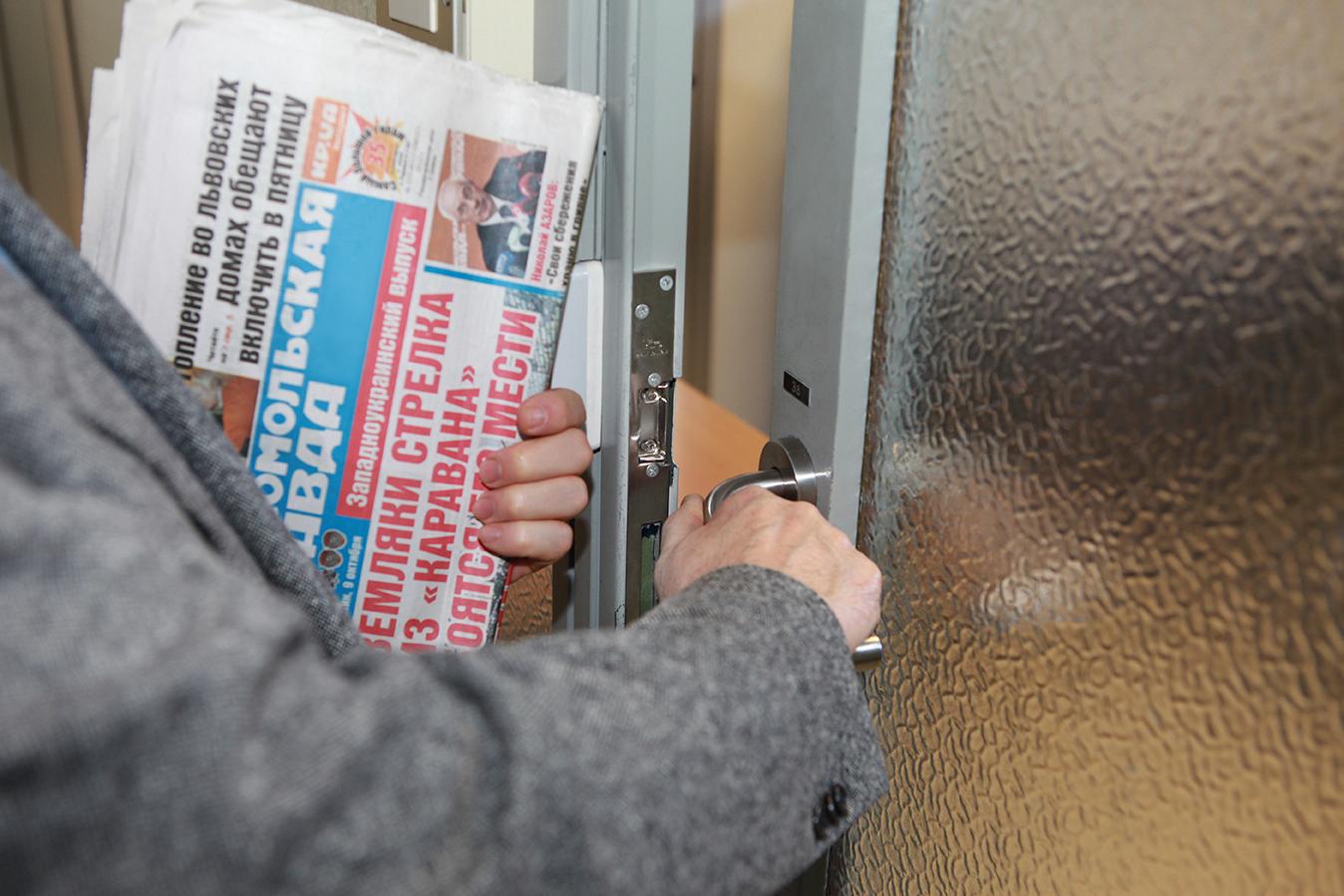 Si pu aprire a distanza una porta senza cambiare la - Aprire porta senza chiave ...