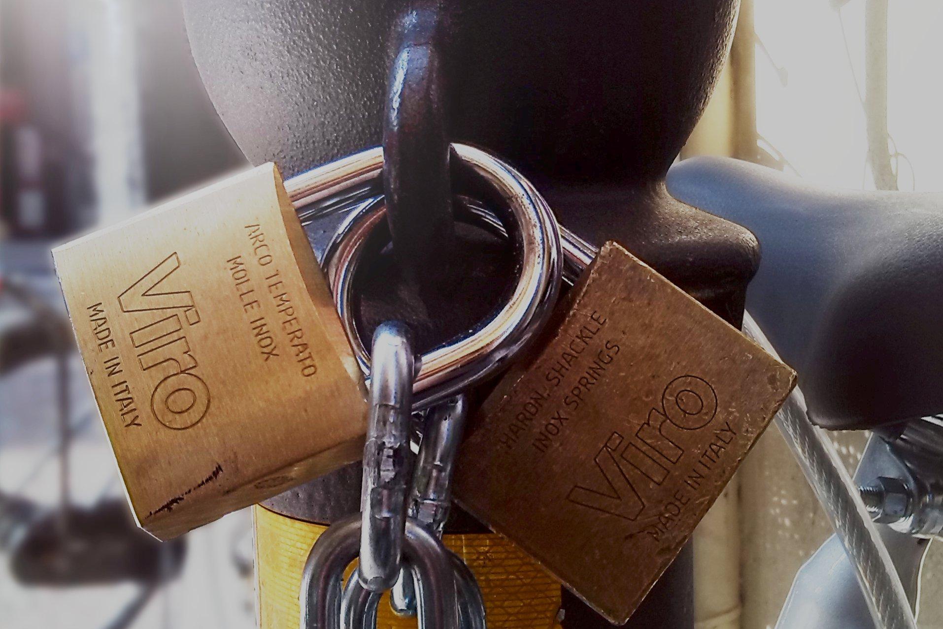 Lucchetti lucchetti riconoscere un lucchetto di qualit for Club sicurezza viro