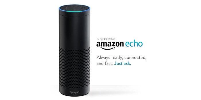 Speaker Amazon Echo