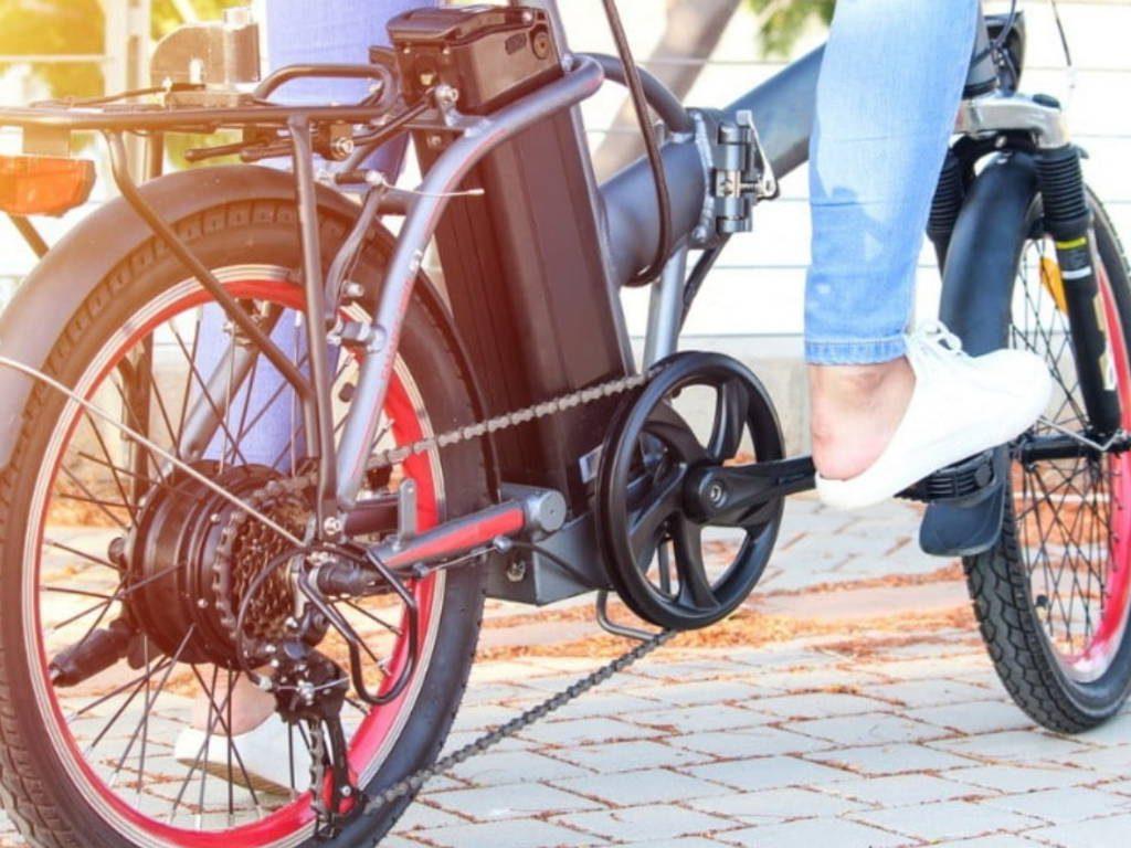 e-bike_Activité physique