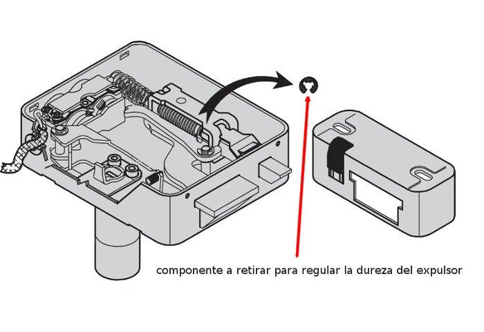 Como arreglar una chapa electrica