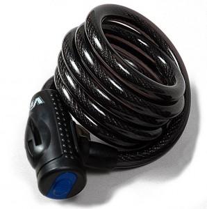 Los cables trenzados pueden ser realizados de modo que se auto-enrollen cuando no se utilizan.