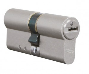 El cilindro de alta seguridad Viro Palladium es un ejemplo de cilindro friccionado.