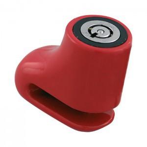Los antirrobos de disco económicos tienen cuerpos frágiles y cerraduras poco seguras.