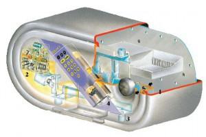 Ram7 de Viro fue la primera caja fuerte electrónica producida en Europa. En los últimos 30 años Viro se ha especializado cada vez más en la fabricación de cajas fuertes electrónicas