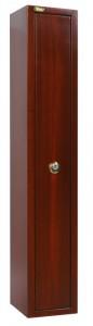 """La pintura especial """"efecto madera"""" disponible bajo pedido en los armarios de seguridad Viro"""