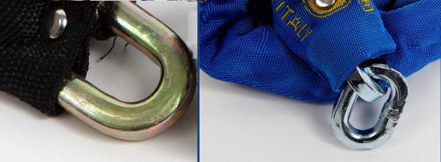 confronto anelli catene