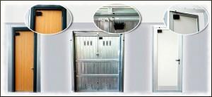 El antirrobo Viro MAC aplicado a diferentes puntos de acceso de la casa.